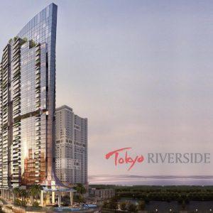 Apartemen Tokyo Riverside